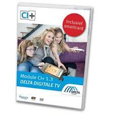 Ci module / smartcard