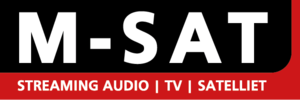 Logo Msat alles voor satelliet,hifi,tv,audio en multimedia