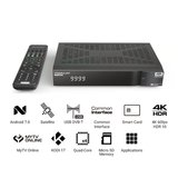 Formuler S Turbo DVB-S2 + IPTV Mediaspeler 4K UHD SC+CI_