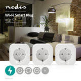 Wi-Fi Smart-Stekker _