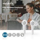 Volledig draadloze Bluetooth®-oordopjes _