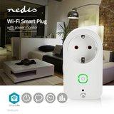 Wi-Fi smart plug | Stroommeter _