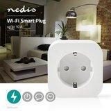 Wi-Fi smart plug_