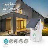 Wi-Fi Smart Stekker voor Buiten _