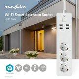 Wi-Fi Smart Stekkerdoos _