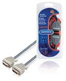 DVI Kabel DVI-D 24+1-Pins Male - DVI-D 24+1-Pins Male 2.00 m _