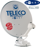 Teleco Flatsat SKEW Easy BT 85 SMART, P16 SAT,Bluetooth