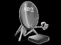 HD recreatieset Canaldigitaal