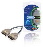 SCART Kabel SCART Male - SCART Male 1.00 m