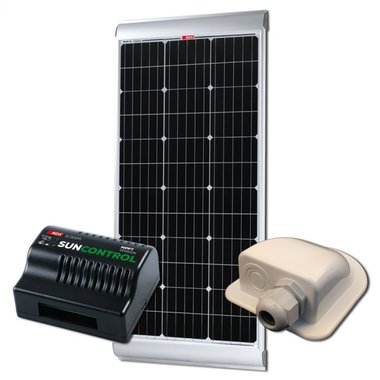 NDS SOLENERGY 100W Zonnepaneel SET