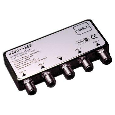 Venton 4/1 Diseqc switch Premium Line