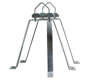Antenne beugel set 18 cm