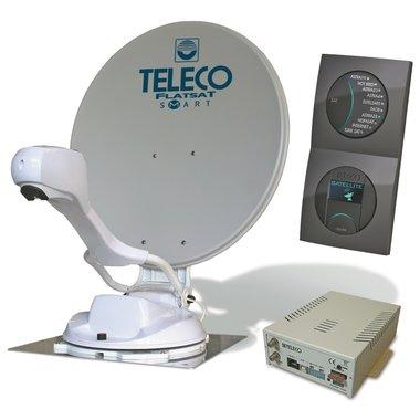 Teleco Flatsat Easy SMART Diseqc 85cm