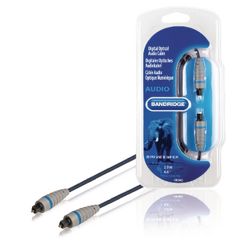 Digital Optical audio kabel 2m