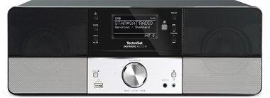 Technisat Digitradio 360CD/IR Dab+ CD +IR zwart +M