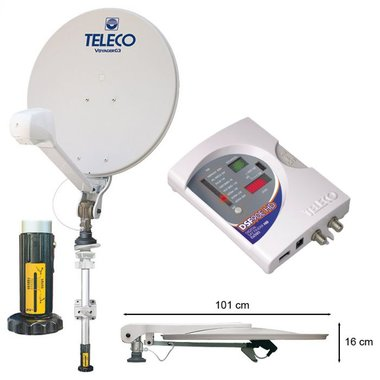 Teleco Voyager Digimatic 85cm