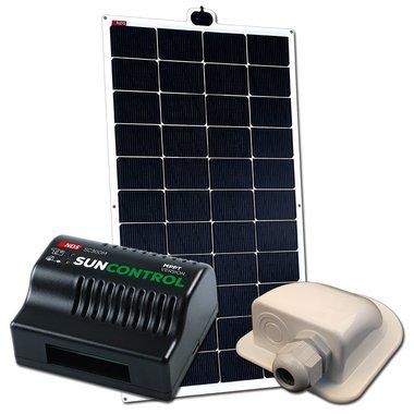 NDS SOLARFLEX EVO Flex Zonnepaneel Set +SC300M