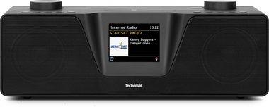 Technisat DigitRadio 510 stereo IR+ BT+MR Dab+ zwart
