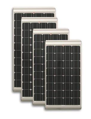 NDS zonnepaneel 80wp/100wp/120wp/140wp set