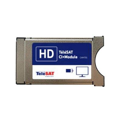 Telesat CI Module Viaccess Orca +Telesat