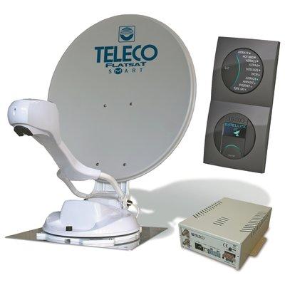Teleco Flatsat Easy SMART Diseqc 65 cm