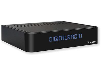 Quantis Radio ontvanger