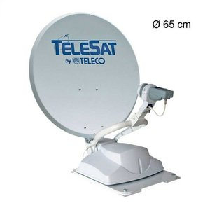 Teleco Telesat BT 85 SMART Diseqc, Panel 16 SAT, Bluetooth