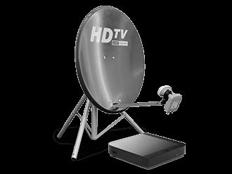 HD recreatieset Tvvlaanderen