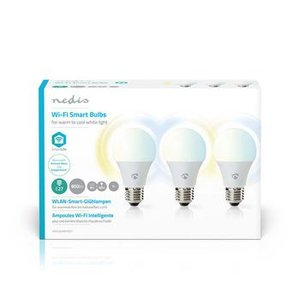 Wi-Fi smart LED-lampen  3-Pack