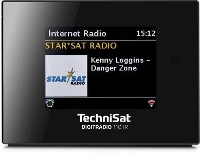 Technisat DigitRadio 110IR FM/DAB+ Internetradio