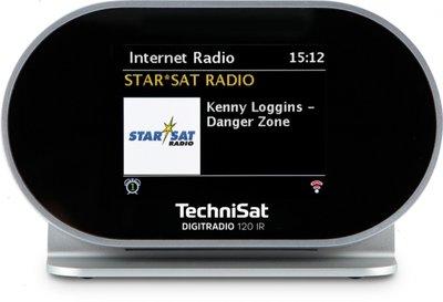 Technisat DigitRadio 120IR FM/DAB+ ontv + Internet